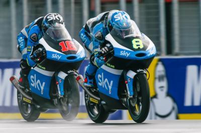 Dopo il GP d'Australia, lo Sky Team VR46 èpronto al riscatto