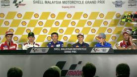 All of the action from the official MotoGP™ opening press conference at the #MalaysianGP.
