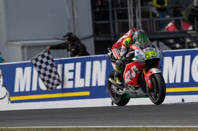 MotoGP Rewind: Ein Rückblick auf den #AustralianGP