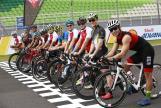 Pre-even Shell Malaysia Motorcycle Grand Prix