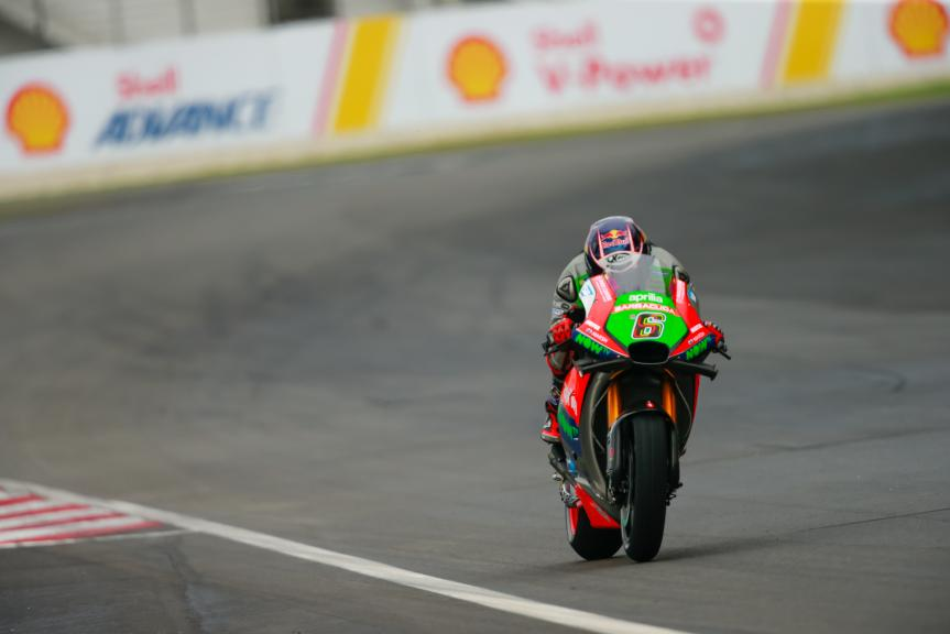Stefan Bradl, Aprilia Racing Team Gresini, Shell Malaysia Motorcycle Grand Prix