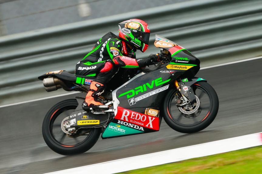 Adam Norrodin, Drive M7 SIC Racing Team, Shell Malaysia Motorcycle Grand Prix