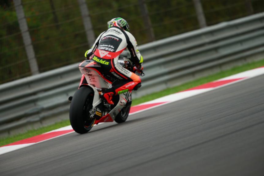 Lorenzo Baldassarri, Forward Team, Shell Malaysia Motorcycle Grand Prix