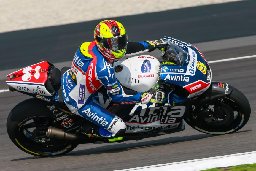 Hector Barbera, Avintia Racing, Shell Malaysia Motorcycle Grand Prix