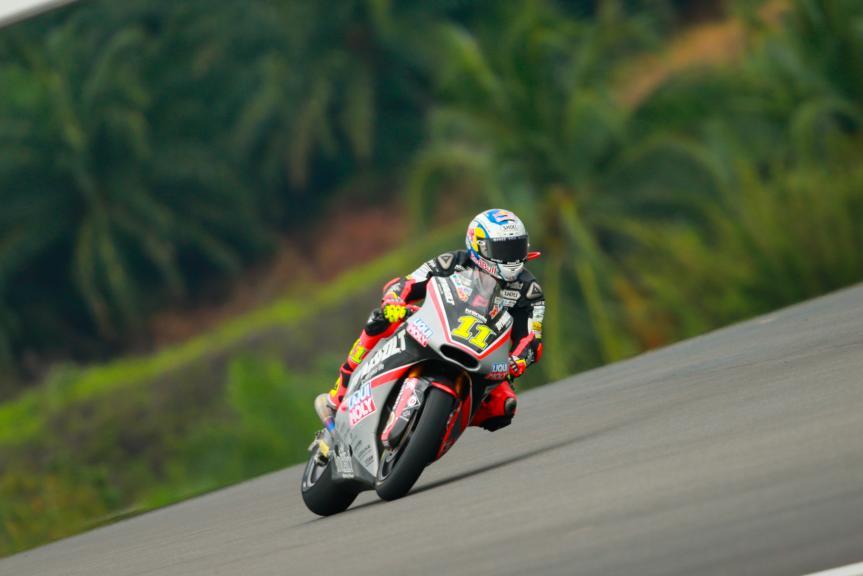 Sandro Cortese, Dynavolt Intact Grand Prix, Shell Malaysia Motorcycle Grand Prix