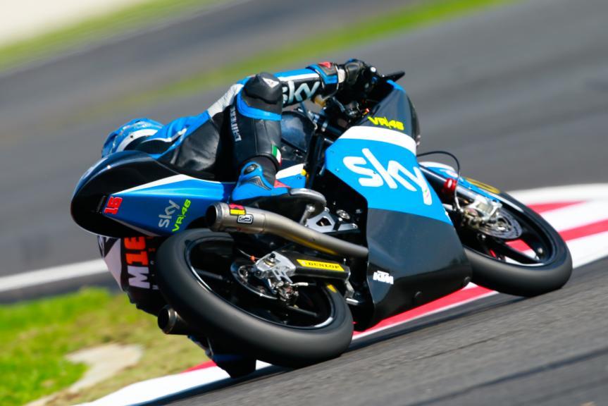 Andrea Migno, SKY Racing Team VR46, Shell Malaysia Motorcycle Grand Prix