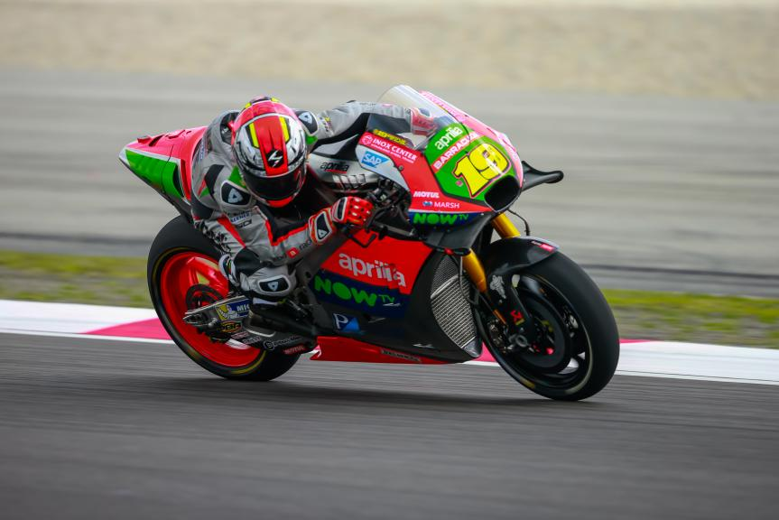 Alvaro Bautista, Aprilia Racing Team Gresini, Shell Malaysia Motorcycle Grand Prix