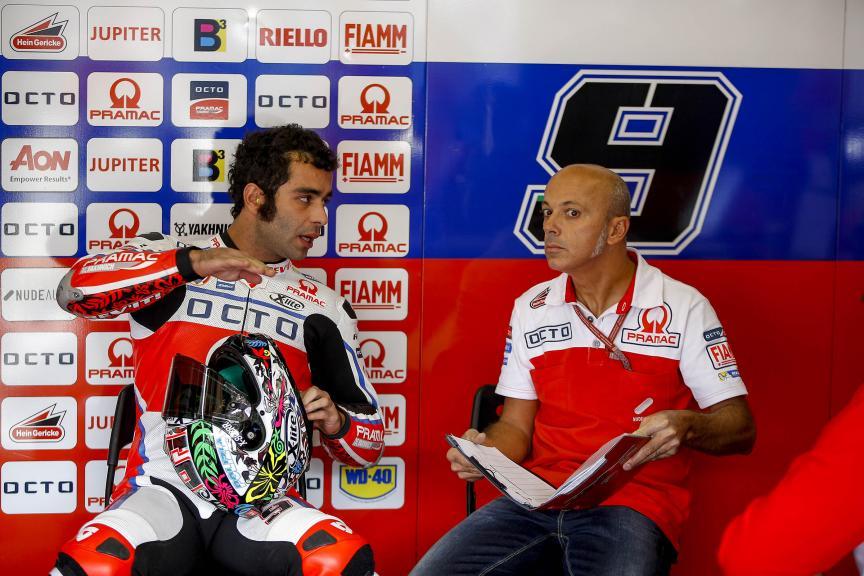 Danilo Petrucci, OCTO Pramac Yakhnich, Shell Malaysia Motorcycle Grand Prix