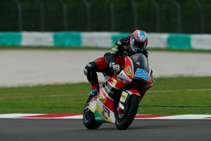 Marcel Schrotter, AGR Team, Shell Malaysia Motorcycle Grand Prix