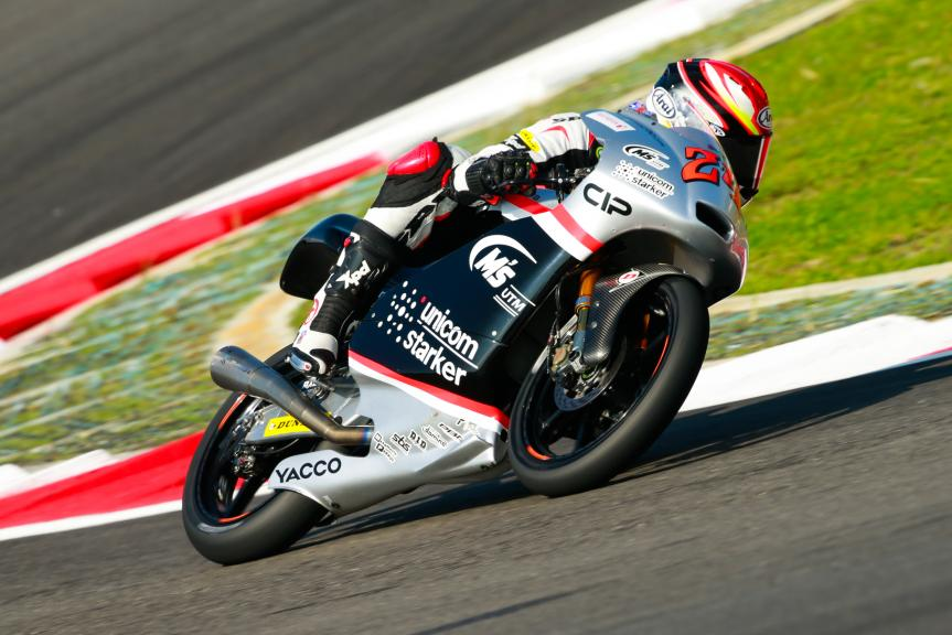 Tatsuki Suzuki, CIP-Unicom Starker, Shell Malaysia Motorcycle Grand Prix