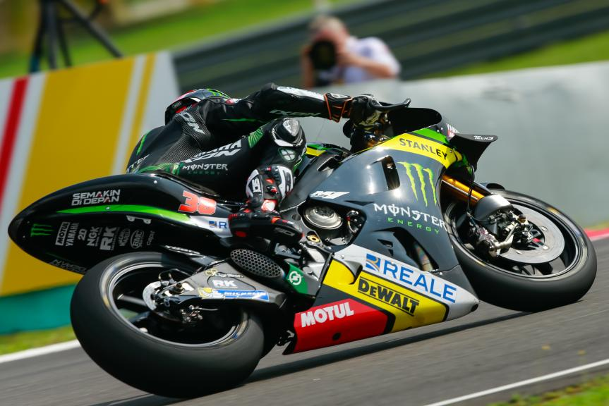 Bradley Smith, Monster Yamaha Tech 3, Shell Malaysia Motorcycle Grand Prix