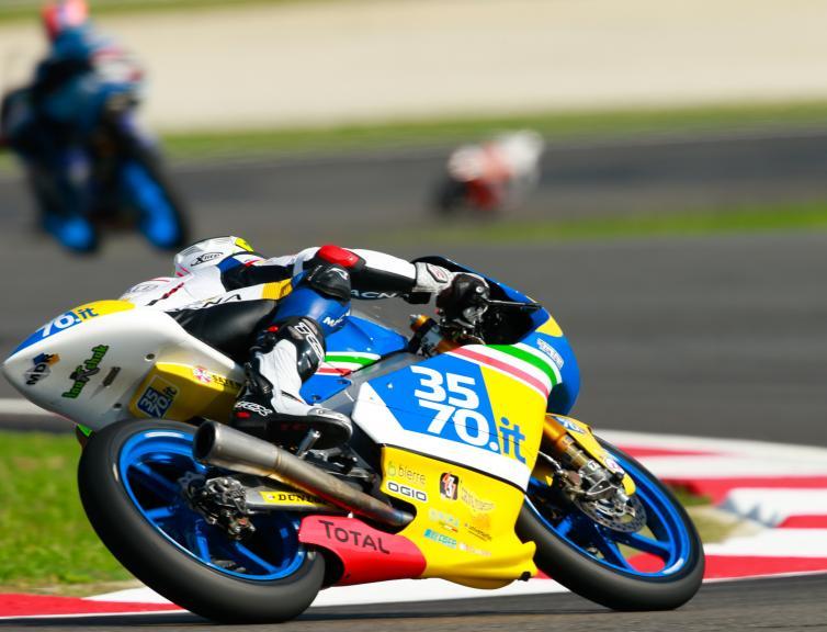 Stefano Valtulini, 3570 Team Italia, Shell Malaysia Motorcycle Grand Prix