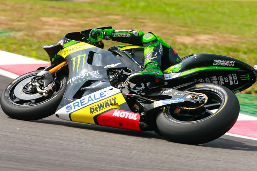 Pol Espargaro, Monster Yamaha Tech 3, Shell Malaysia Motorcycle Grand Prix