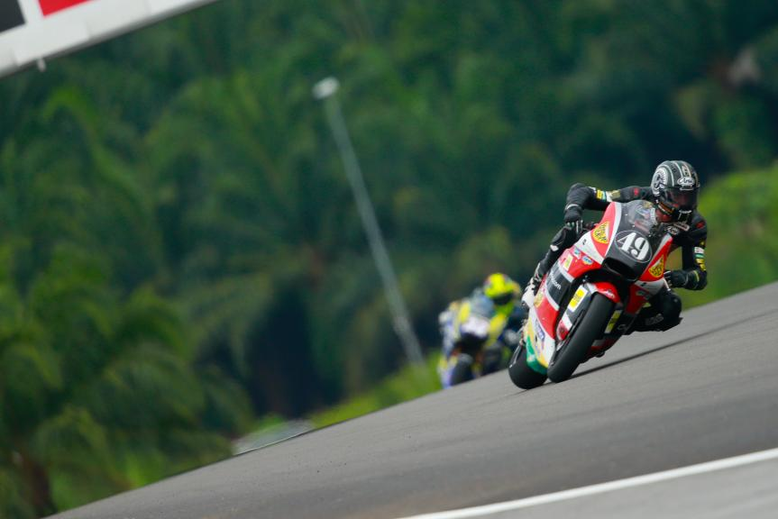 Axel Pons, AGR Team, Shell Malaysia Motorcycle Grand Prix