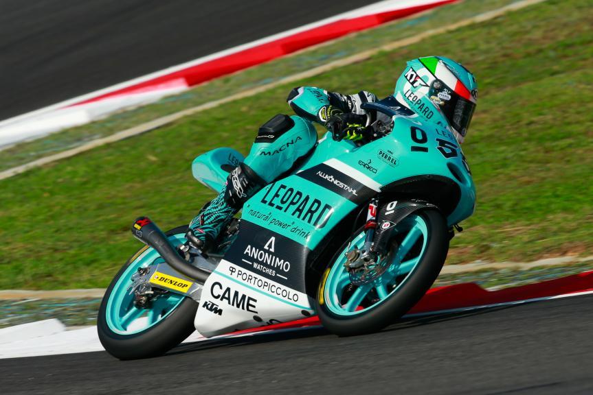 Andrea Locatelli, Leopard Racing, Shell Malaysia Motorcycle Grand Prix