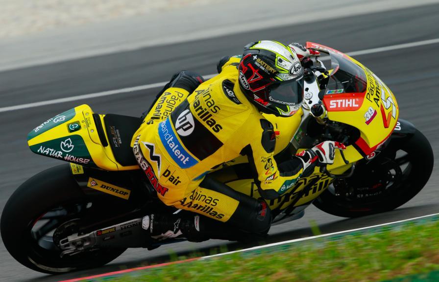 Edgar Pons, Paginas Amarillas HP 40, Shell Malaysia Motorcycle Grand Prix