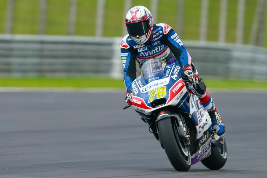Loris Baz, Avintia Racing, Shell Malaysia Motorcycle Grand Prix