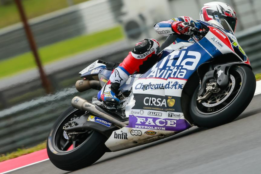 Loris Baz, Avintia Racing, Shell Malaysia Motorcycle Grand Prix