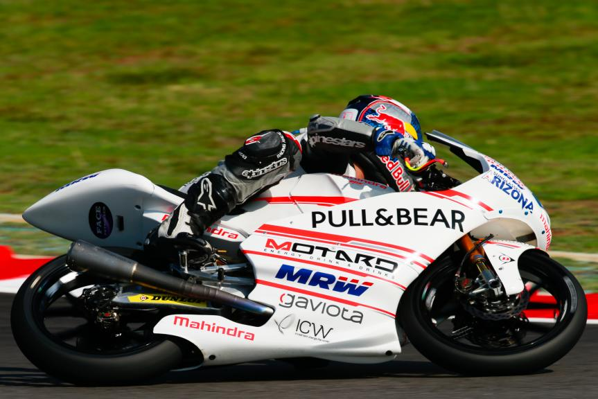 Jorge Martin, ASPAR Mahindra Team Moto3, Shell Malaysia Motorcycle Grand Prix
