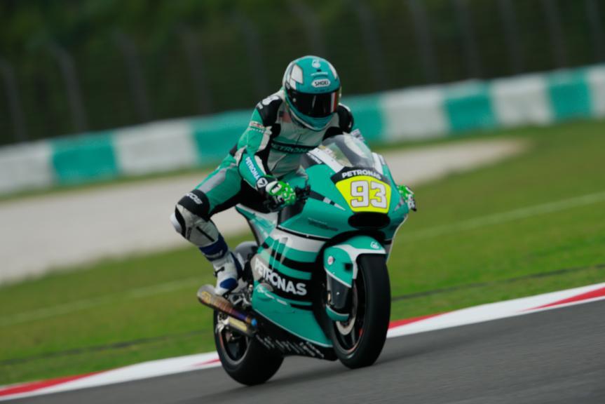 Ramdam Rosli, Petronas Ahm Malaysia, Shell Malaysia Motorcycle Grand Prix