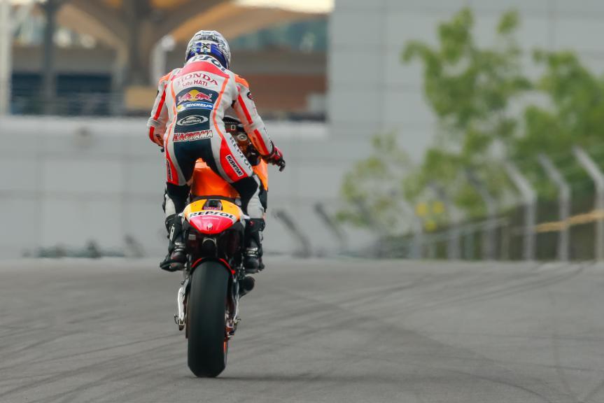 07 - Hiroshi Aoyama, Repsol Honda Team, Shell Malaysia Motorcycle Grand Prix