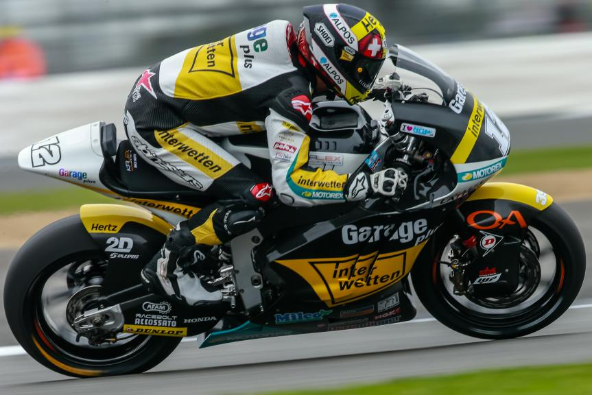 Thomas Luthi, Garage Plus Interwetten, Shell Malaysia Motorcycle Grand Prix