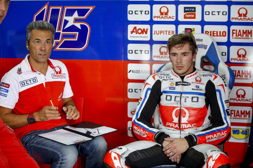 Scott Redding, OCTO Pramac Yakhnich, Shell Malaysia Motorcycle Grand Prix