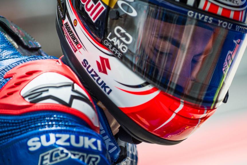Maverick Viñales, Team SUZUKI ECSTAR, Shell Malaysia Motorcycle Grand Prix © 2016 Scott Jones, PhotoGP