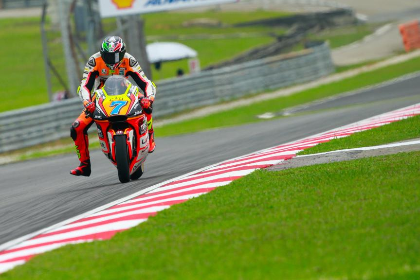 Lorenzo Baldassarri, Forward Team, Shell Malaysia Motorcycle Grand Prix
