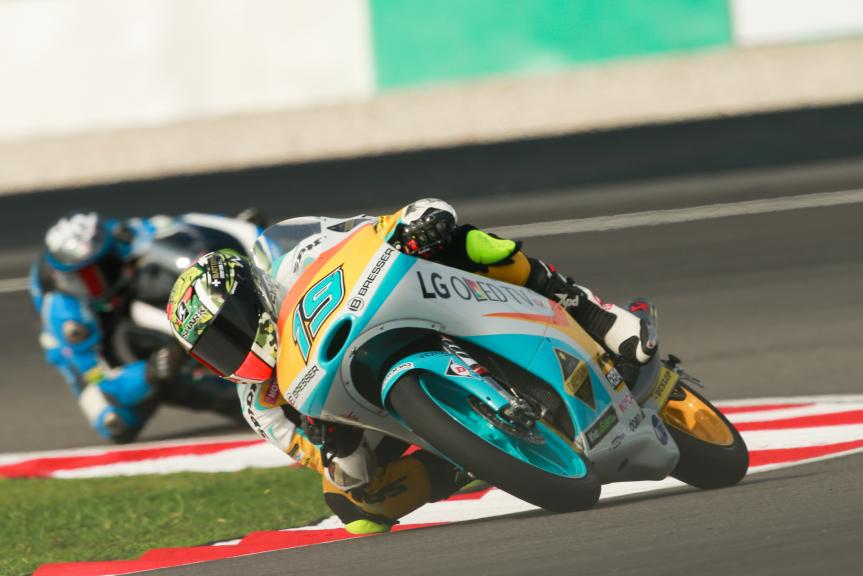 Gabriel Rodrigo, RBA Racing Team, Shell Malaysia Motorcycle Grand Prix