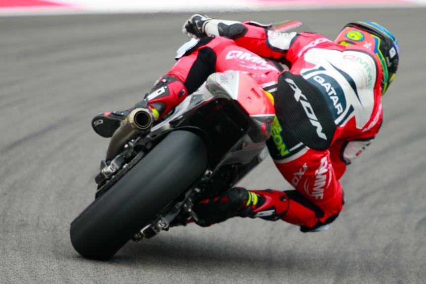 Xavier Simeon, QMMF Racing Team, Shell Malaysia Motorcycle Grand Prix