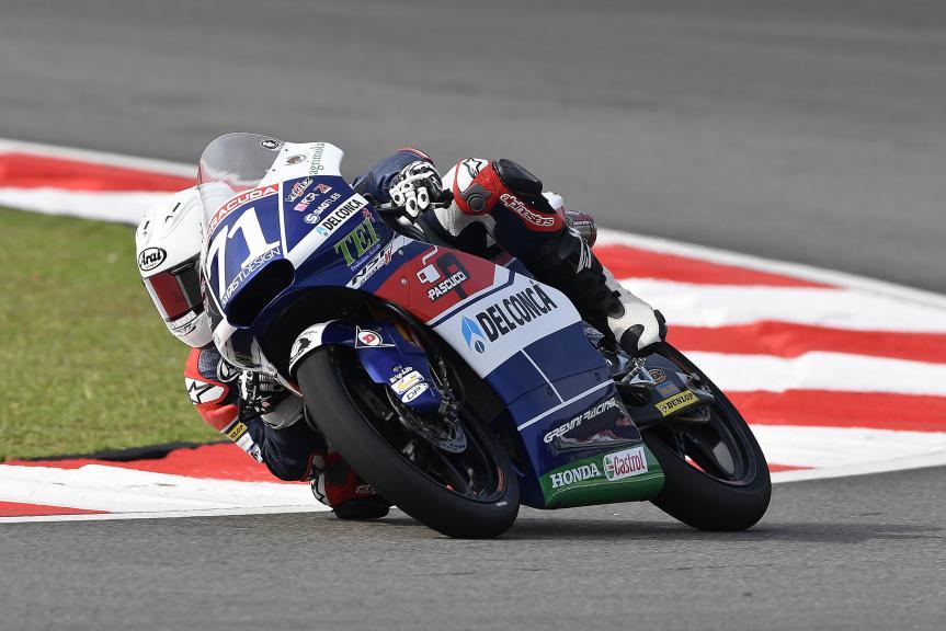 Ayumu Sasaki, Gresini Racing Moto3, Shell Malaysia Motorcycle Grand Prix