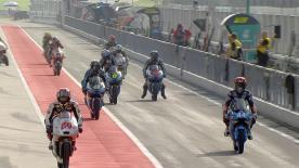 Moto3™: la terza sessione di libere al GP della Malesia.