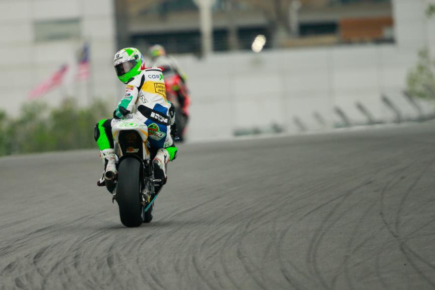 Robin Mulhauser, CarXpert Interwetten, Shell Malaysia Motorcycle Grand Prix