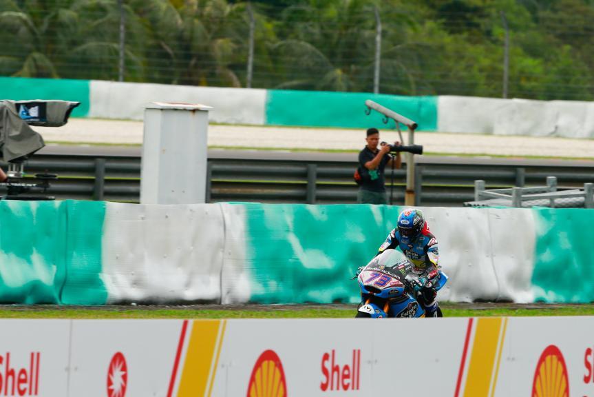 Alex Marquez, Estrella Galicia 0,0 Marc VDS, Shell Malaysia Motorcycle Grand Prix