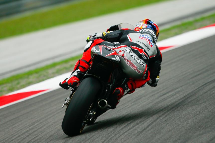 Jonas Folger, Dynavolt Intact Grand Prix, Shell Malaysia Motorcycle Grand Prix