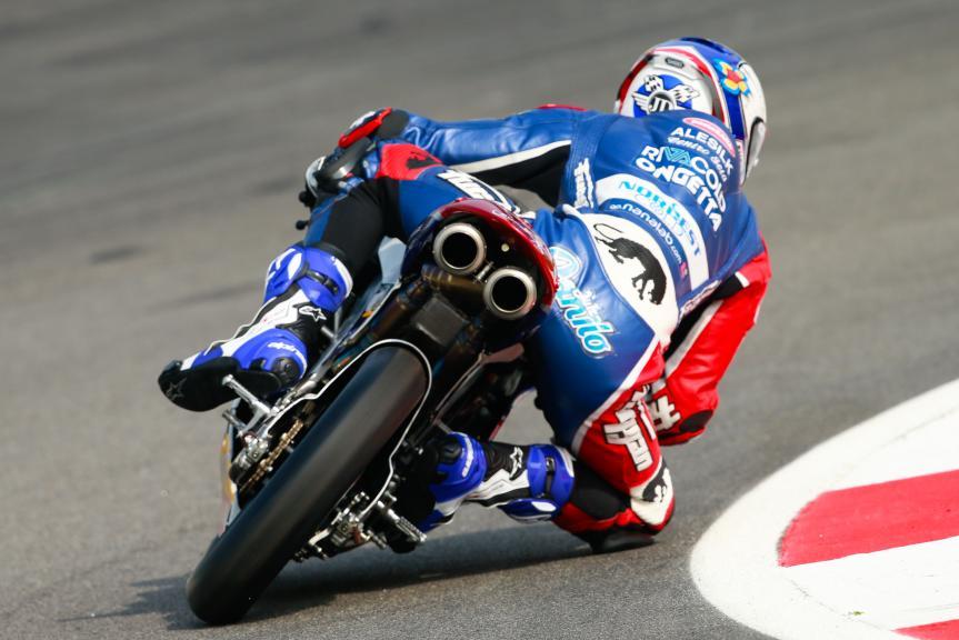 Jules Danilo, Ongetta-Rivacold, Shell Malaysia Motorcycle Grand Prix