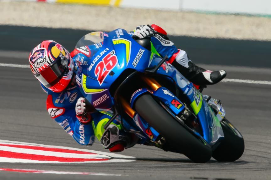 Maverick Viñales, Team SUZUKI ECSTAR, Shell Malaysia Motorcycle Grand Prix