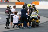 Johann Zarco, Ajo Motorsport and Thomas Luthi, Garage Plus Interwetten, Shell Malaysia Motorcycle Grand Prix