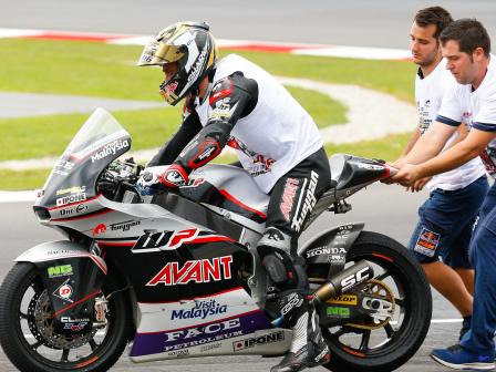 Moto2, Shell Malaysia Motorcycle Grand Prix