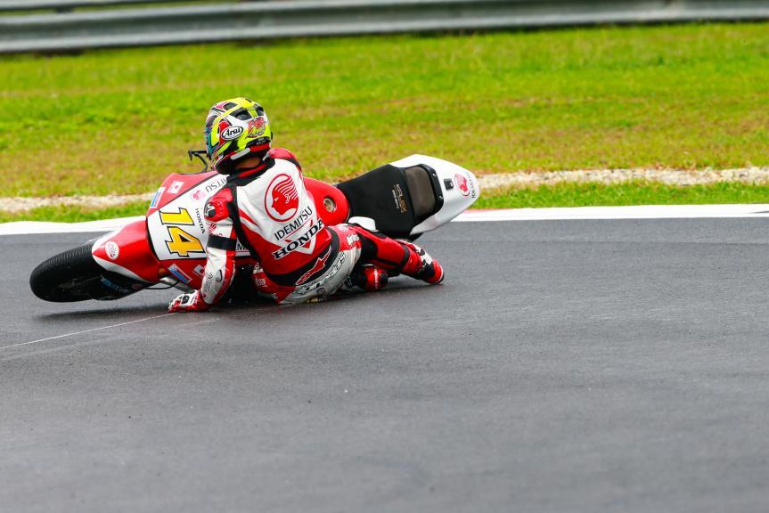 Ratthapark Wilairot, IDEMITSU Honda Team Asia, Shell Malaysia Motorcycle Grand Prix