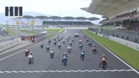 The full race session of the Moto3™ World Championship at the #MalaysianGP.