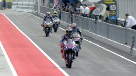 The full Warm Up session for the MotoGP™ World Championship at the #MalaysianGP.
