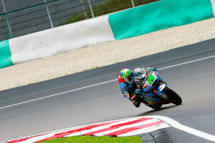 Franco Morbidelli, Estrella Galicia 0,0 Marc VDS, Shell Malaysia Motorcycle Grand Prix