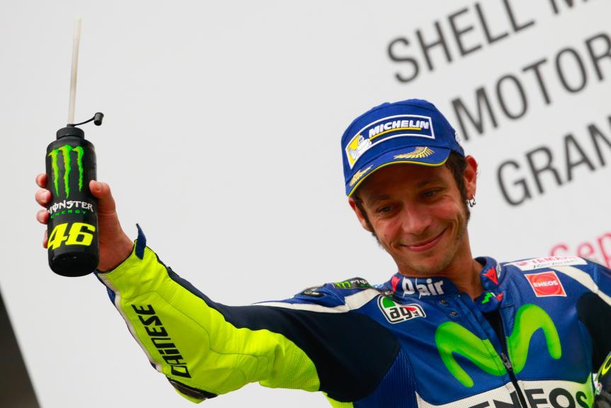 Valentino Rossi, Movistar Yamaha MotoGrand Prix, Shell Malaysia Motorcycle Grand Prix