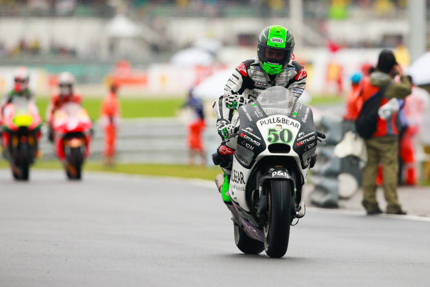 Eugene Laverty, Pull&Bear Aspar Team, Shell Malaysia Motorcycle Grand Prix