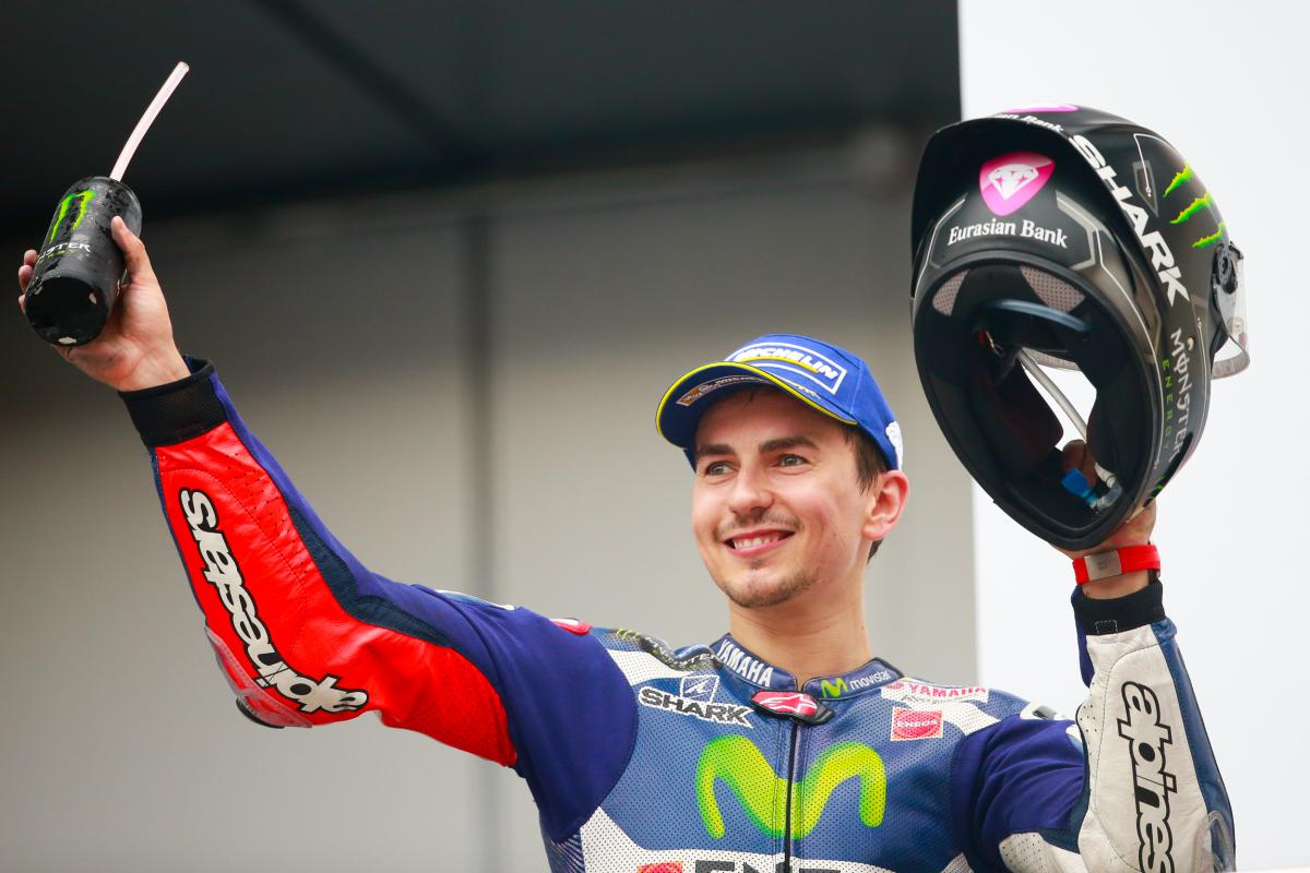"Lorenzo: ""I was almost praying for it to rain!"" 
