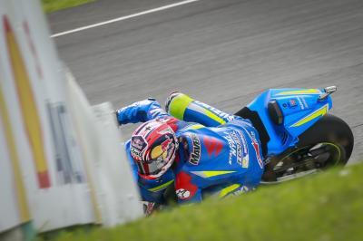 Viñales marca el ritmo en el warm up de MotoGP™