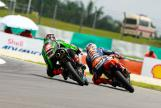 Jakub Kornfeil, Drive M7 SIC Racing Team and Bo Bendsneyder, Red Bull KTM Ajo, Shell Malaysia Motorcycle Grand Prix