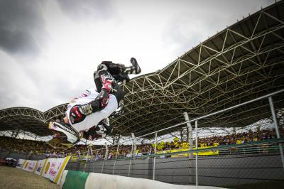 The history maker: Zarco takes Moto2™ crown number 2